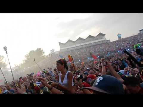 David Guetta Bang Bang in Tomorrowland 2014
