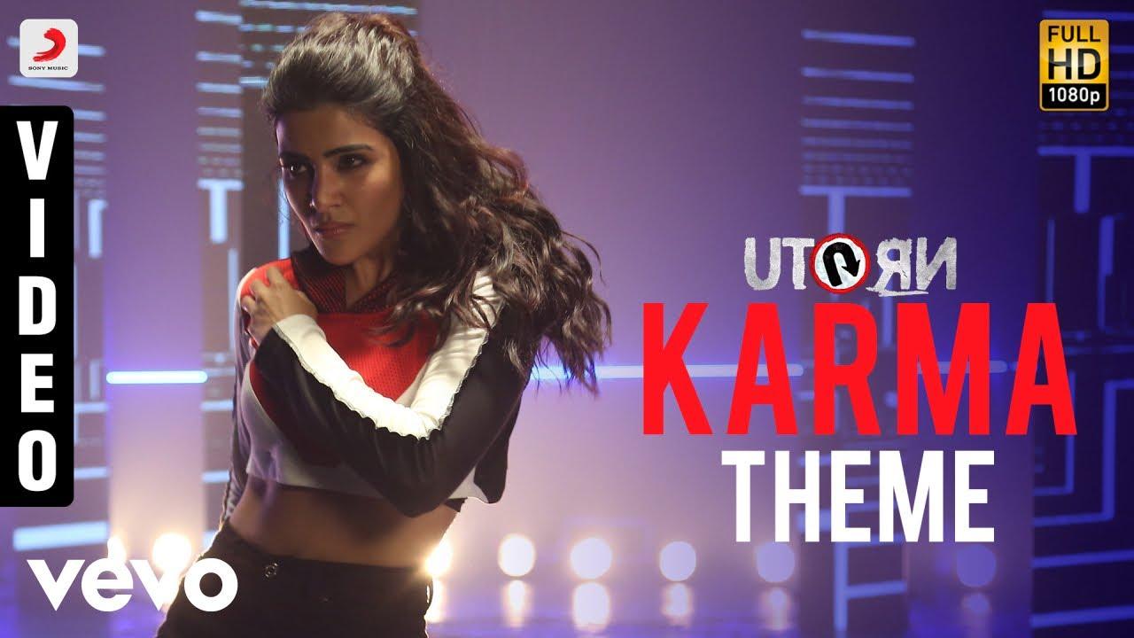 Download U Turn - The Karma Theme (Tamil) - Samantha | Anirudh Ravichander