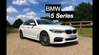 This is the all-new 2018 bmw 5 series that aims to take on mercedes-benz e-class, jaguar xf, and audi a6. filled with technology, 520d m sport featu...