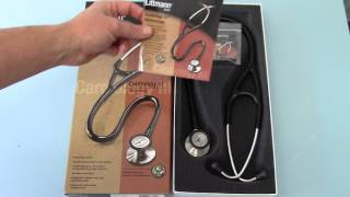Littmann 3M Cardiology III Stethoscope review. Unboxed