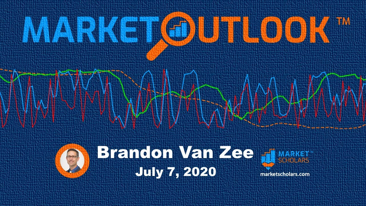 Market Outlook - 07/07/2020 - Brandon Van Zee