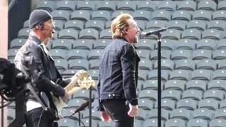 U2 Where The Streets Have No Name, Dublin 2017-07-22 - U2gigs.com