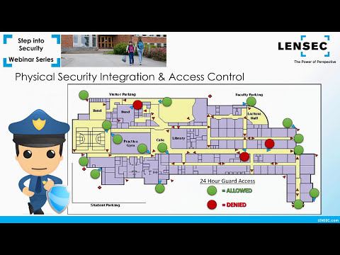 Step into Security - Physical Security Integration & Access Control  - Part Two