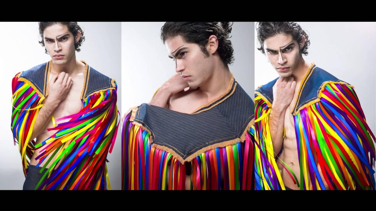 d0bbfa6f9e Muestra de Moda Mexicana en Barcelona - YouTube