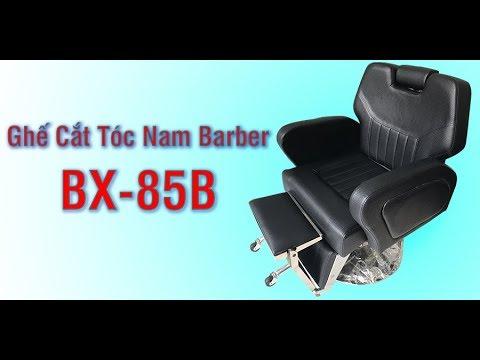 Ghế cắt tóc nam cao cấp tp hồ chí minh Barber BX-85B