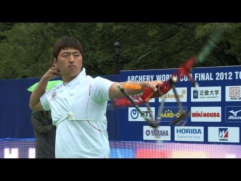 Ind. Match #8 - Tokyo - Archery World Cup 2012