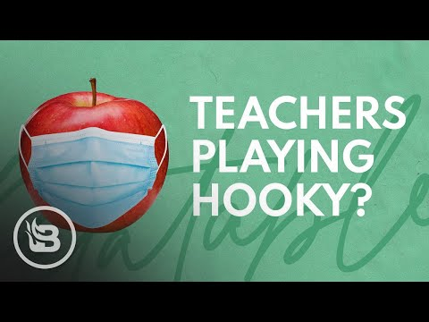 Are Teachers Playing HOOKY to Avoid Going Back to School? | Relatable With Allie Beth Stuckey