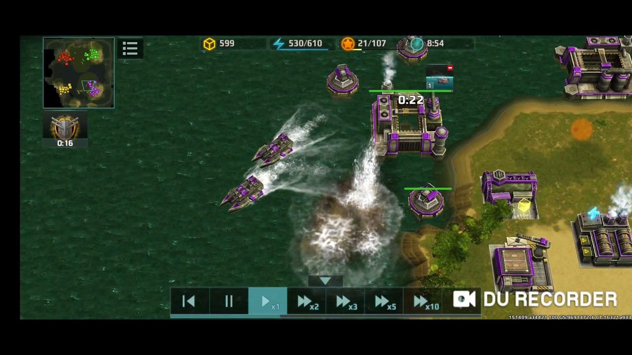 trận đánh kinh điển bò từ biển lên bộ - Art of war 3