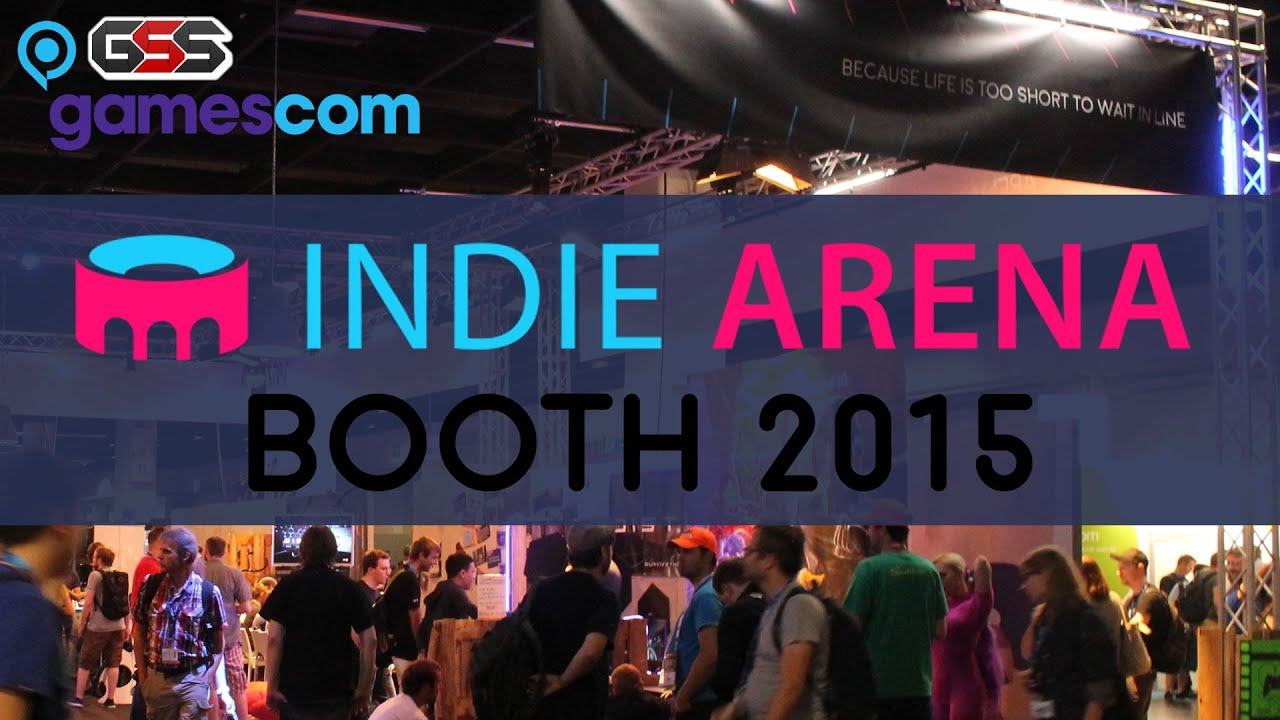 Gamescom 2015 - Indie Arena (Interviews)