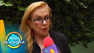 ¡Laura Zapata arremete contra Yolanda Andrade! | Venga la Alegría