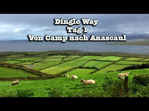 Dingle Way in Irland, Tag 1