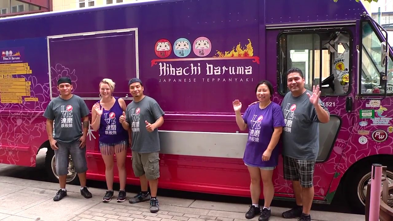 Hibachi Daruma Food Truck