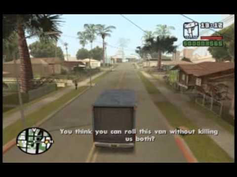 GTA: San Andreas: 17 Robbing Uncle Sam (PC)