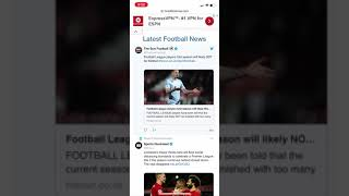 Latest Football Futbol Soccer News Football s return good for everyone Mourinho QNN