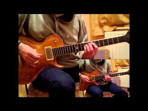Bill Nelson - Another Day Another Ray of Hope Guitar Cover
