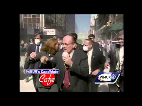 NH Primary Vault: Rudy Giuliani on leadership and where he drew inspiration in the wake of 9/11