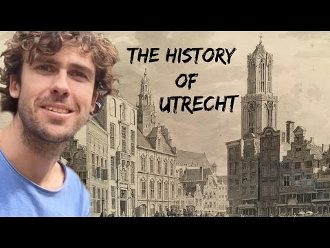 A walking tour of Utrecht