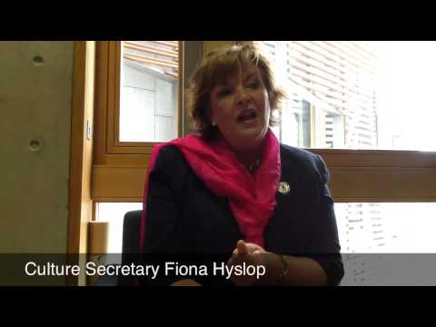 The future of culture and heritage in Scotland