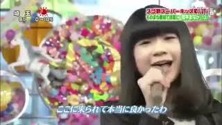 当時13歳のmanakaが圧巻の歌声をテレビで披露した時の映像です Twitter...