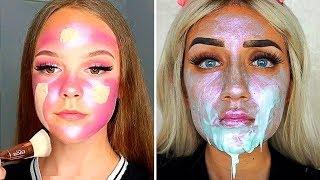 Top Trending Instagram Makeup Videos   Beauty Hacks Tutorials