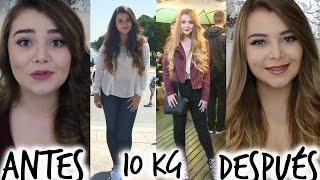 Como Bajé 10 kilos en 3 Meses! (Secreto, Dieta y Ejercicio) - Maqui015 ♥