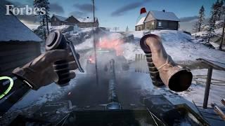 Другой мир: изменит ли рынок игра World of Tanks для виртуальной реальности? Репортаж wOt 2