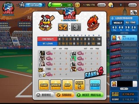 Hack Baseball Heroes Update 23 Feb 14 With Cheat Engine (Always Update)