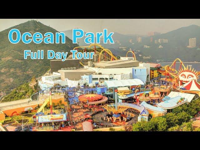 Ocean Park - Hong Kong | One Day Full Tour |
