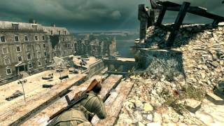 Sniper Elite V2 Gameplay ita Missione 4 [2/2] ( Pc )