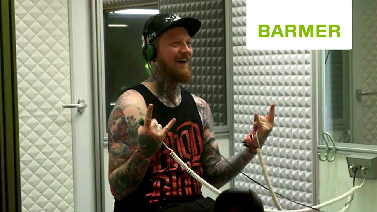 BARMER - Heavy Metal Hörtest Streich