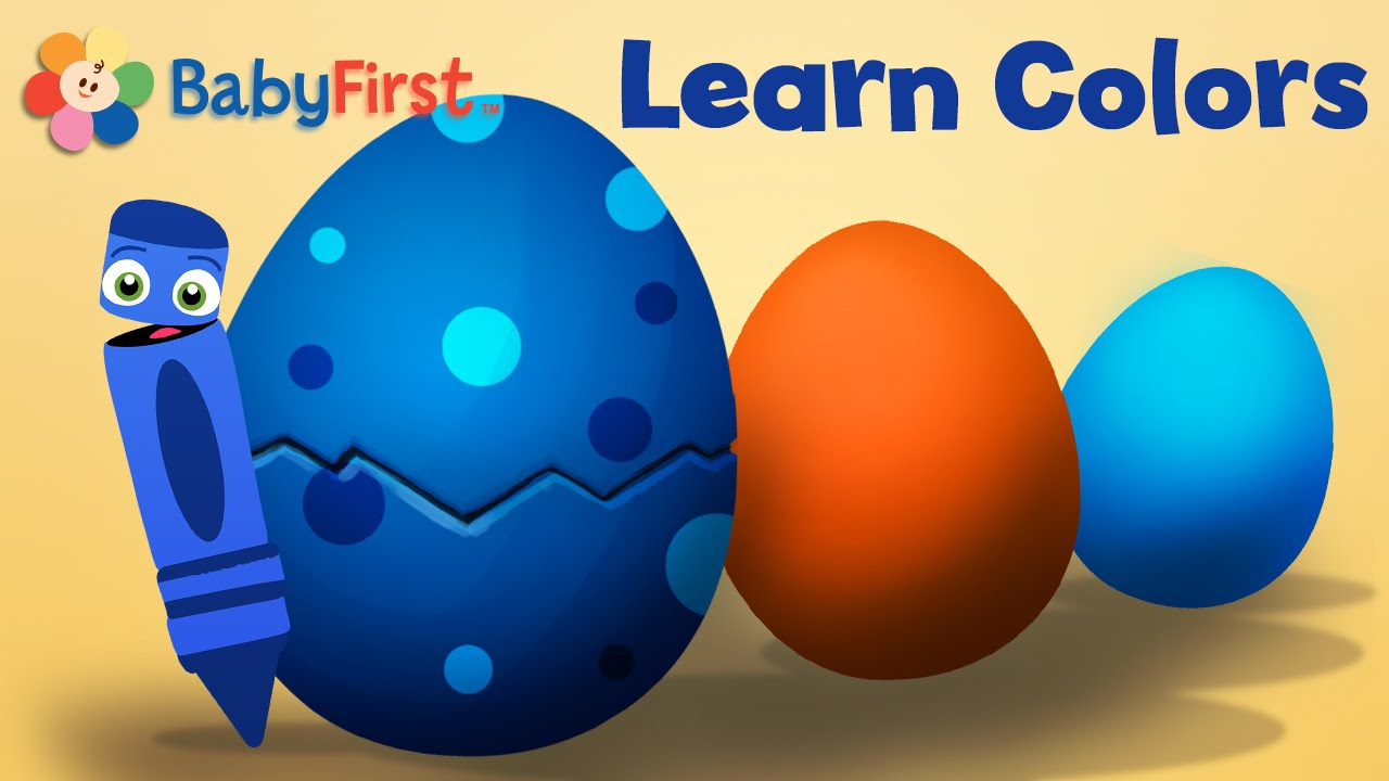 Surprise Egg Cartoons For Kids