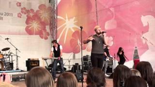 Daniel Schuhmacher - LIKE A SONG IN YOUR HEAD - BuGa - Koblenz - 22.08.2011