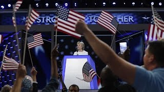 Watch Hillary Clinton's full speech at the 2016 Democratic National Convention by : PBS NewsHour