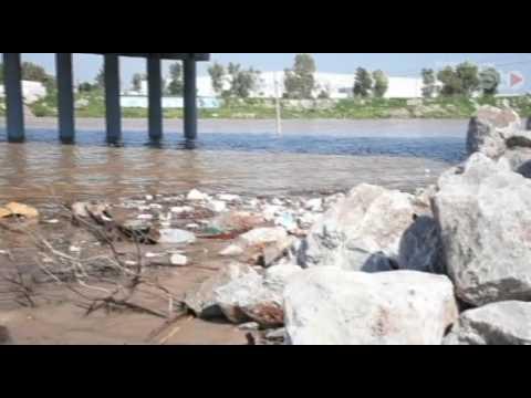Dejará de correr agua por el lecho del Río Nazas