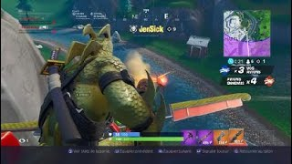 Fortnite huge bug or tchiteur!!!!!!