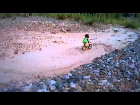 BMX da lego downhill
