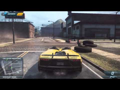 Need For Speed Most Wanted The Gatecrasher Trophy Guide