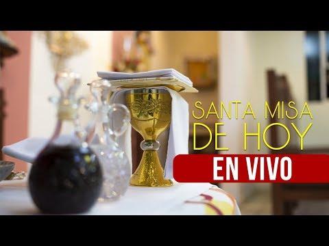 Santa Misa En Vivo De Hoy Viernes 11 De Mayo Del 2018 Misa Del Día De Hoy Youtube