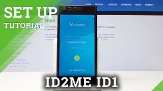 How to Set Up ID2ME ID1 - Activation & Configuration Process