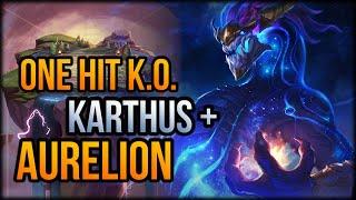 Aurelion + Karthus - Jednym dmuchnięciem | Teamfight Tactics