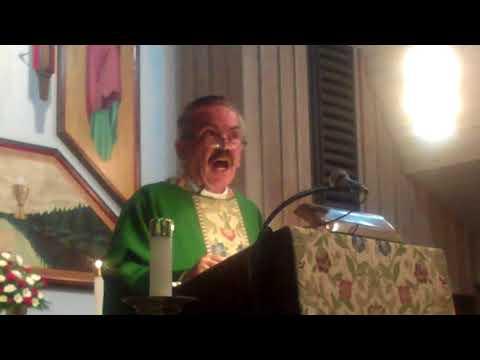 Father Terry Martin Sermon February 11 2018 St. Stephen's Episcopal Church Waretown New Jersey