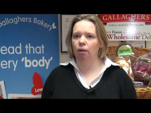 InterTradeireland FUSION company video -Aran Ard Teoranta Gallaghers Bakery, Donegal