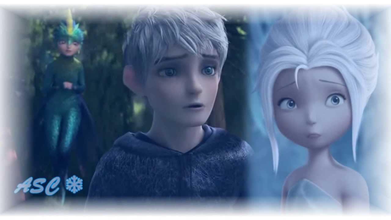 3d Tinkerbell Wallpaper Jack Frost And Periwinkle Open Up Your Eyes Youtube
