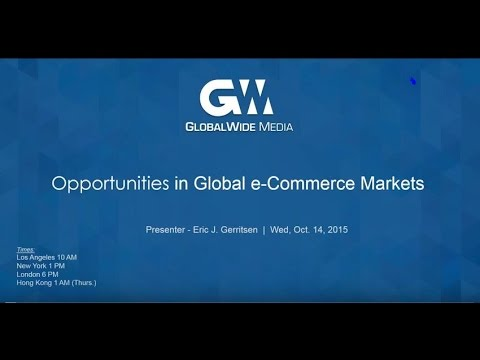 11.11 Singles Day - Opportunities in the $2 Trillion Global e-Commerce Market
