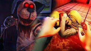 EL PERRO ENTRÓ A MI CASA Y MATÓ A MI MADRE !! FINAL MALVADO - Duck Season (Horror Game)