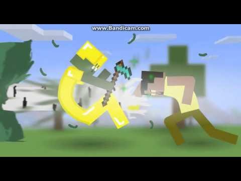 Minecraft:Angel with a shotgun
