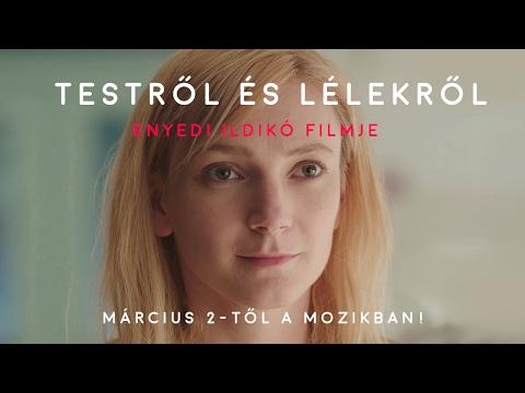 Testről és lélekről (16) előzetes - Enyedi Ildikó új filmje márciustól a mozikban!