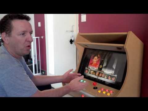 Vlog Borne d'arcade retropie avec liens (doublon avec les bonne liens)
