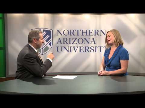 Inside NAU Interview 707 MFA Program - Nicole Walker
