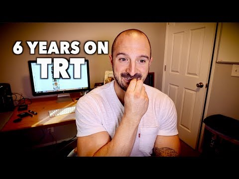 6 YEARS ON TRT (Testosterone Replacement Therapy)   bignoknow